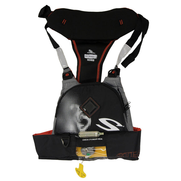 f7735ee02f ... Orange PFD 4430 Inflatable Chest Pack Manual - 16gr