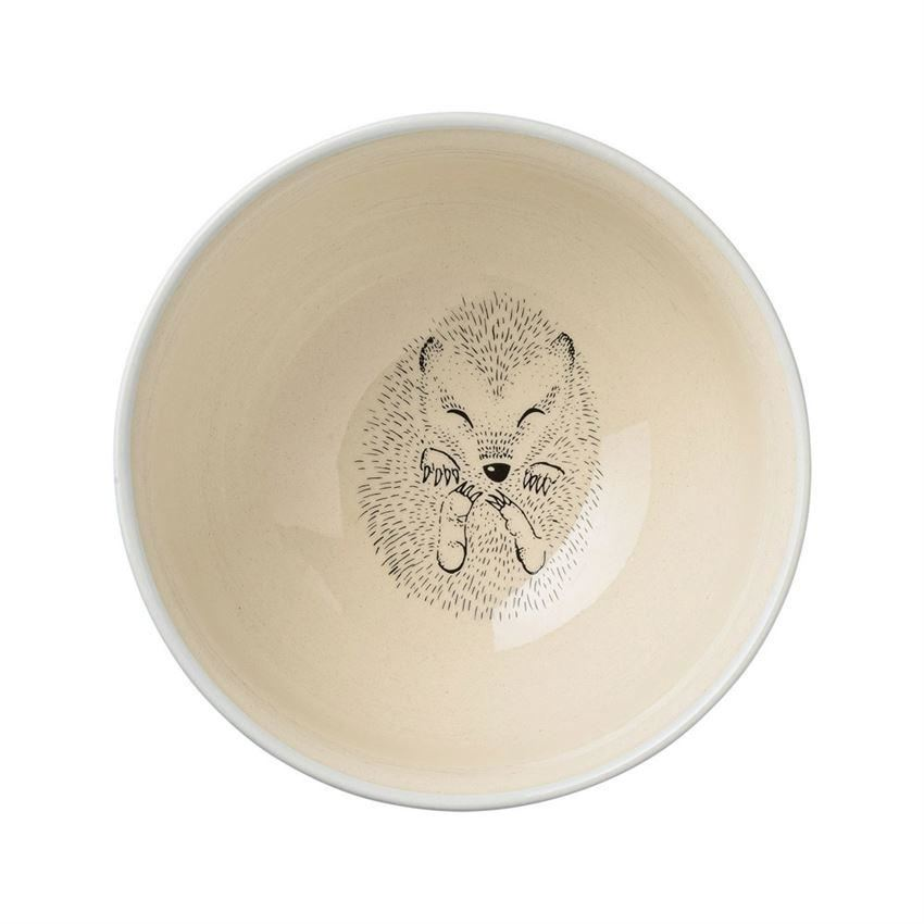 Ceramic Hedgehog Bowl - Bowl