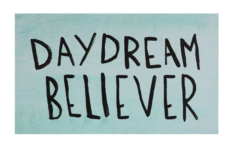 Daydream Believer Canvas Wall Decor
