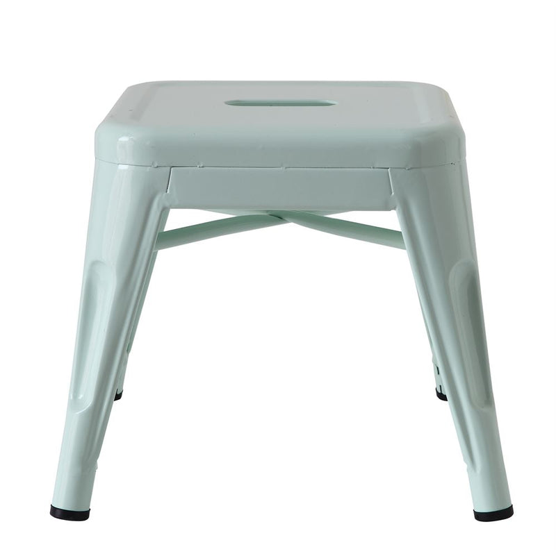 Metal Stool in Mint Color