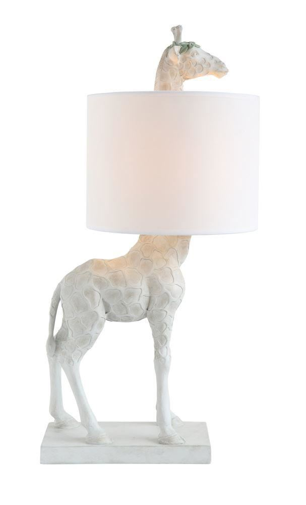 Resin Giraffe Lamp - Table Lamp