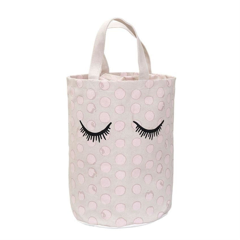 Rose Storage Bag With Dots - Decor