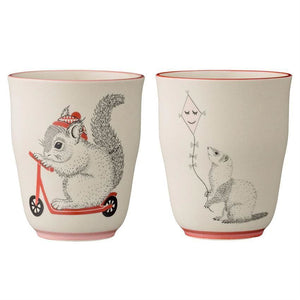 Set Of Mollie Cup - Cups
