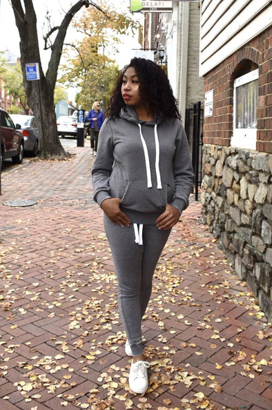 On Chill Jogger Set Grey