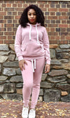 On Chill Jogger Set Pink