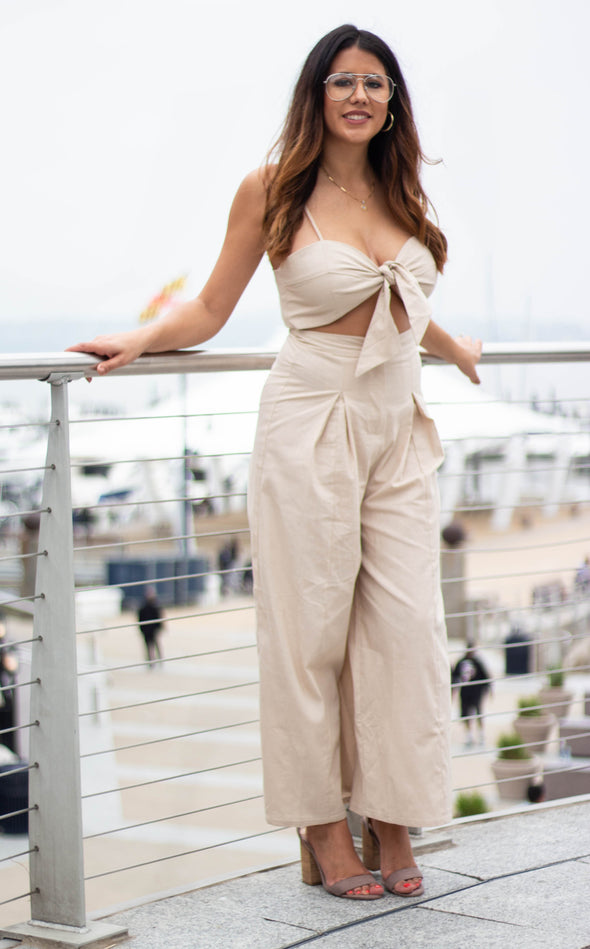 Sun and Sand Jumpsuit