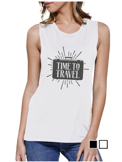 Time To Travel Tee