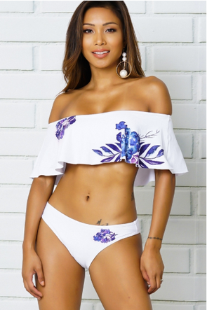 Blossom Two-Piece Swimsuit