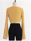 Resort Wrap Crop Top