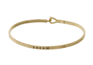 Dream Bangle Bracelet