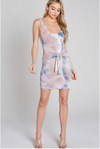 Peace and Love Tie Dye Dress