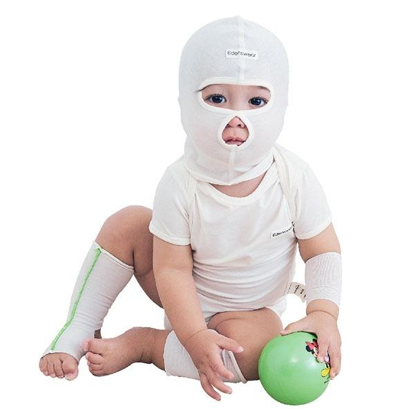 Zinc-infused Mask for Infants (0-2yr) - Eczema Oasis