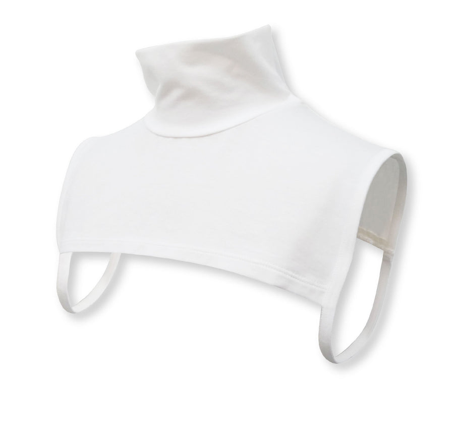 Zinc-infused Shoulder/Neck Wrap for Kids & Adults - Eczema Oasis