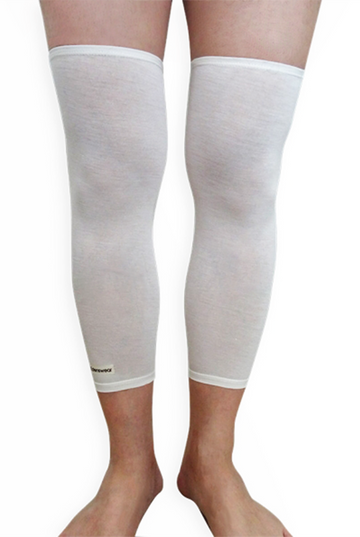 Zinc-infused Knee Wrap for Adults - Eczema Oasis