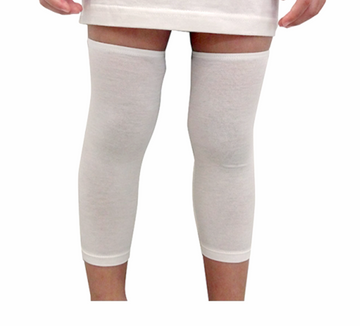 Zinc-infused Knee Wrap for Kids - Eczema Oasis