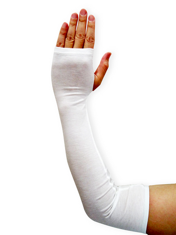 Zinc-infused Sleeves for Adults - Eczema Oasis