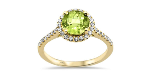 Learn About August's Birthstone: Peridot