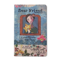 Dear Friend Gift Book by Kelly Rae Roberts-The Pink Pigs, A Compassionate Boutique