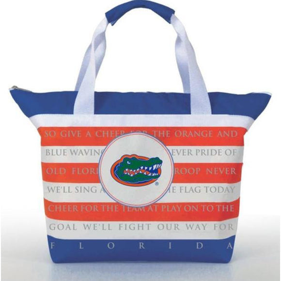 Desden Game Day Fight Song Coolers & Rugby Totes, Perfect for Tailgating!-The Pink Pigs, A Compassionate Boutique