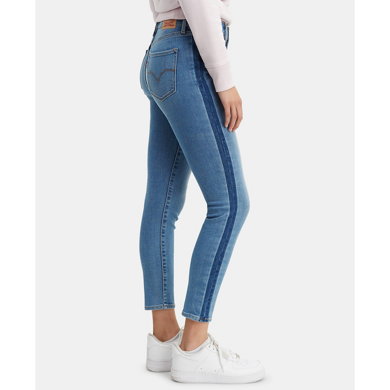 Levi's 311 Striped Shaping Ankle Skinny Jeans - The Pink Pigs, A Compassionate Boutique