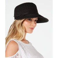 Nine West Women's Packable Framer Hat-The Pink Pigs, A Compassionate Boutique