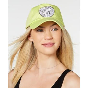 Dkny Embroidered Logo Token Baseball Cap-The Pink Pigs, A Compassionate Boutique