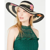 Sun Hats! All Day Floppy Hats By Betsey Johnson, ONE SIZE Several Styles!-The Pink Pigs, A Compassionate Boutique