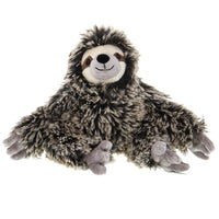 "Soft Stuffed Plush Sloth ADORABLE 13""-The Pink Pigs, A Compassionate Boutique"