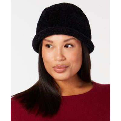 Chenille Roll-Up Hat by August Hats