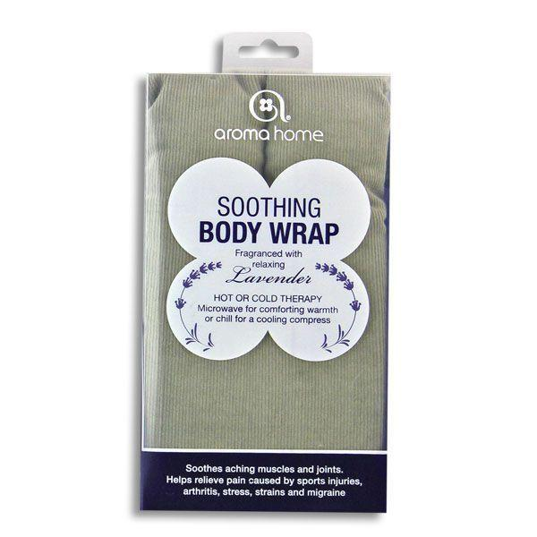Aroma Home Hot and Cold Therapy Soothing Body Wrap-The Pink Pigs, A Compassionate Boutique
