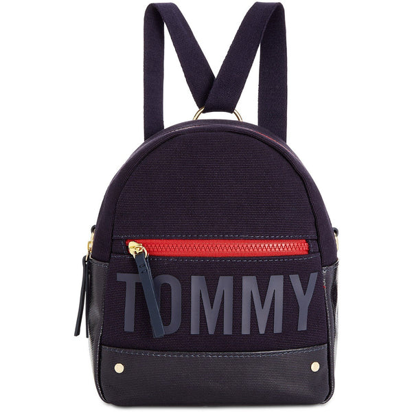 Tommy Hilfiger Paola Mini Backpack NWT-The Pink Pigs, A Compassionate Boutique