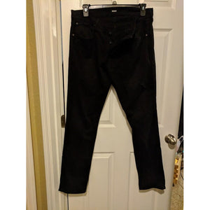 Hudson Men's Black Slim/Straight Jeans, 34 X 34- 40% OFF - The Pink Pigs, Fine Jewels and Gifts for People who Love Animals!