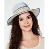 Inc Packable Raffia Panama Hat - 3 Color Variants-The Pink Pigs, A Compassionate Boutique
