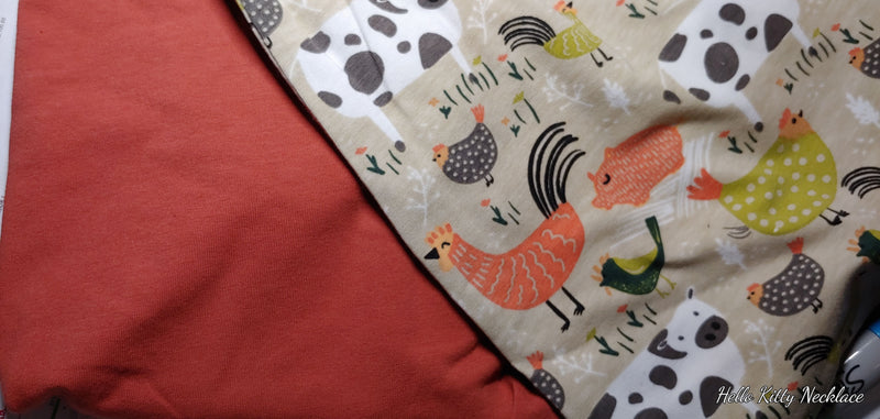 Jane Marie Farm Animal Pajama Set-Too Cute! Pigs, Cows & Chickens on your PJs! - The Pink Pigs, A Compassionate Boutique