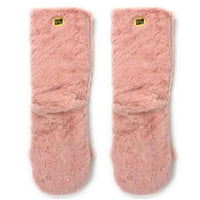 Le Piggy Shaggy Pig Socks by Oh Geez!  THICK and PLUSH, SO CUTE!
