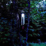 Solar Chimes-Glow in the Dark while Making Beautiful Music in the Evenings