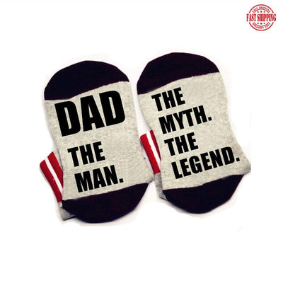 Men's Funny Ankle Socks- Snoring/Game Time/Dad the Legend/Grandpa Resting Eyes-The Pink Pigs, A Compassionate Boutique