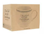 Artisan Doodles Scripture Coffee Mugs-Perfect Gifts for Special People and Occasions