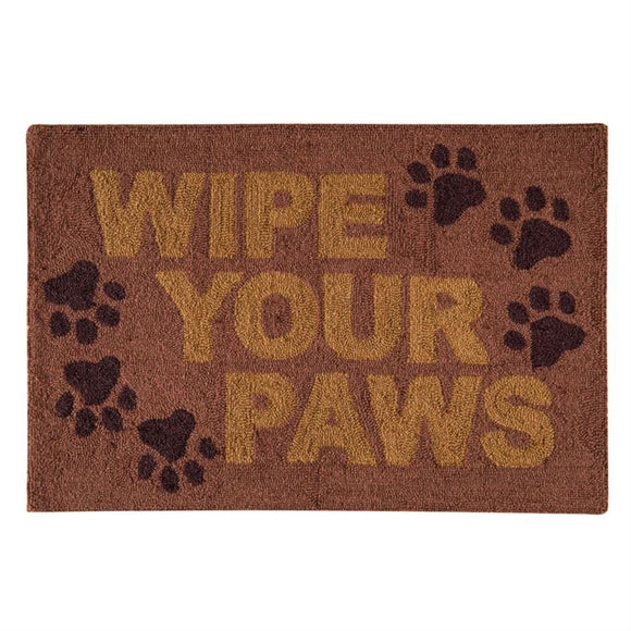 Wipe Your Paws Coir Welcome Mat - The Pink Pigs, A Compassionate Boutique