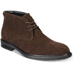 Alfani Men's Turner Brown Chukka Boot-Vegan SZ 8.5/9M - The Pink Pigs, Fine Jewels and Gifts for People who Love Animals!