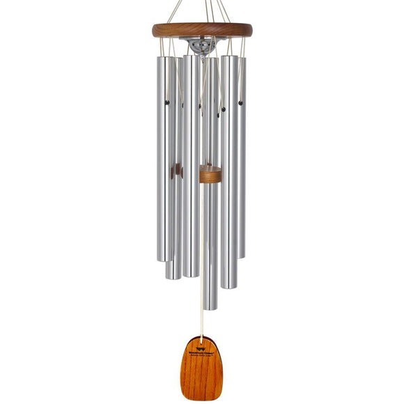 Amazing Grace Wind Chimes by Woodstock Chimes-Best Loved Melody Chimes Made in the USA-The Pink Pigs, A Compassionate Boutique