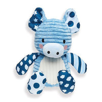 Baby's First Piggy-Pink or Blue Pitter Patter Piggy SO Cute!-The Pink Pigs, A Compassionate Boutique