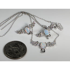CUTEST Created Opal Bat Jewelry EVER!  925 Silver, Tons of CUTE! - The Pink Pigs, Fine Jewels and Gifts for People who Love Animals!