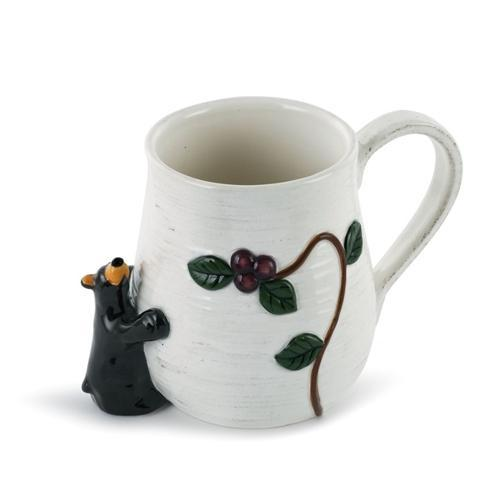 Bear Mug--Enjoy a BIG Cup of Joe with this Adorable Bear! Perfect Gift for Bear Lovers! - The Pink Pigs, A Compassionate Boutique