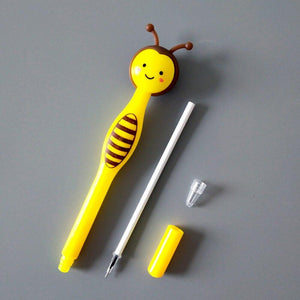 Bee Pens for the Kids and Bee Enthusiasts-Make Writing FUN! - The Pink Pigs, Fine Jewels and Gifts for People who Love Animals!