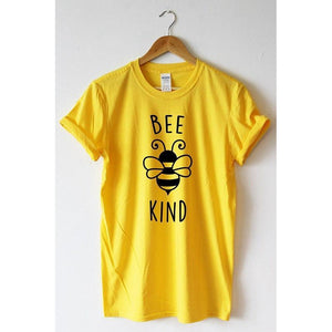 Cute T shirt for Bee Lovers with a GREAT Message! - The Pink Pigs, Fine Jewels and Gifts for People who Love Animals!