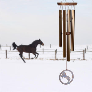 Equestrian Spirit Chime by Woodstock Chimes for Our Horse Loving Friends!