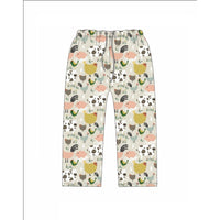 Farm Animal PJ Bottoms by Jane Marie, Stay Comfy, Stay CUTE!-The Pink Pigs, A Compassionate Boutique
