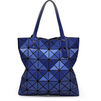 Geometric Totes/Backpacks-Laser Cut-Great Colors! STUNNING!-The Pink Pigs, A Compassionate Boutique
