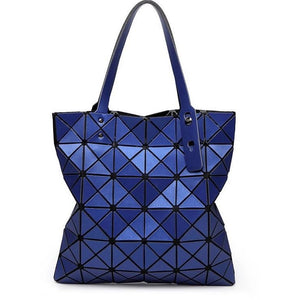 Geometric Totes/Backpacks-Laser Cut-Great Colors!  STUNNING!